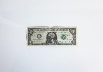 Geldschein-One-Dollar