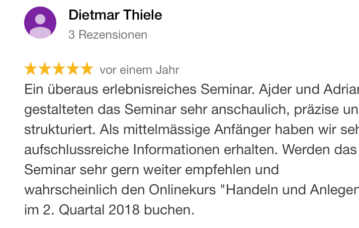 erfahrungen-finment-Rezension - Dietmar Thiele