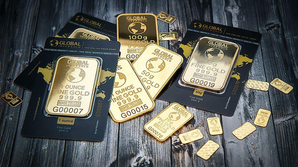 Gold-Aktien-und-Goldminen-Aktien-degussa-gold-barren