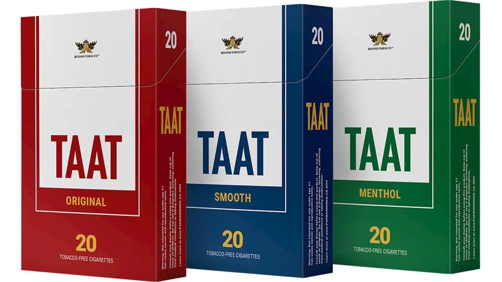 TAAT Global Alternatives Aktie_Tabak_Sorten