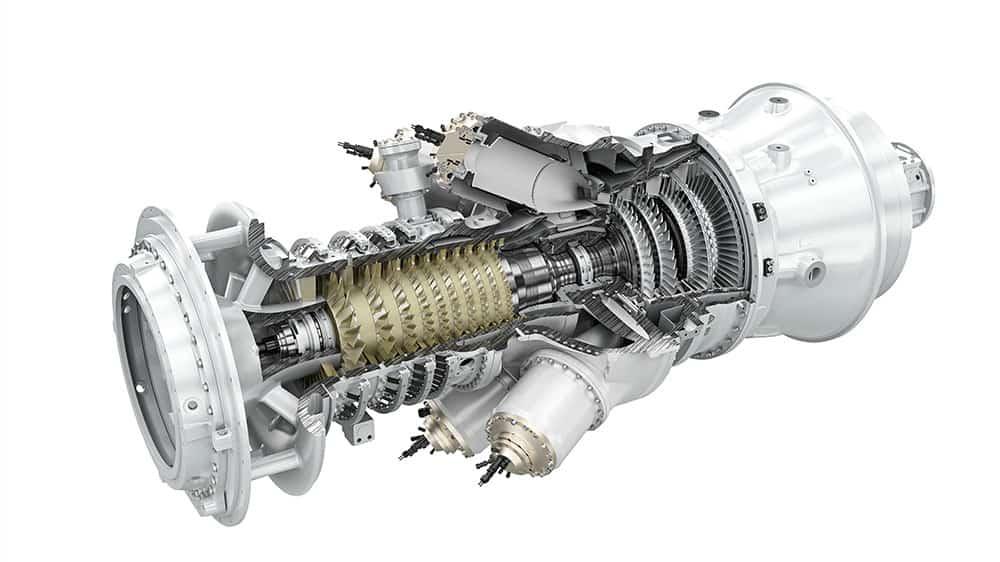 aktie-siemens-energy-SGT-300-gas-turbine