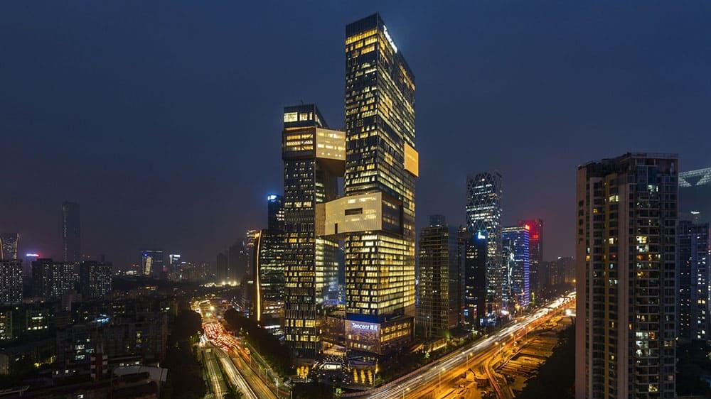 tencent-aktie-prognose-2025-Tencent-Seafront-Towers-